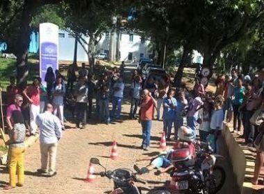 Jovem levada após homicídio na Ufba é libertada em Simões Filho