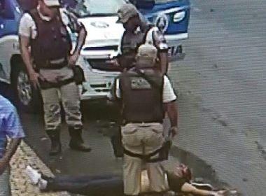 Homem é encontrado com sinais de espancamento em frente ao Elevador Lacerda