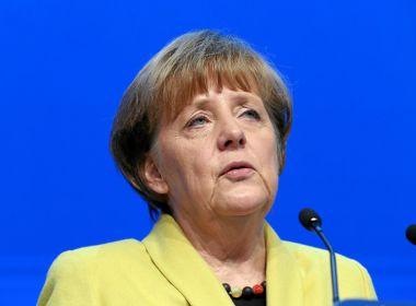 Angela Merkel se reúne com novo presidente francês na próxima segunda-feira
