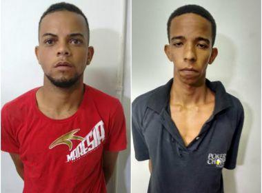 Assaltantes são presos em flagrante em tentativa de roubo a carro na Pituba