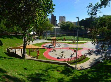 Praça que homenageia Myriam Fraga é inaugurada no Itaigara