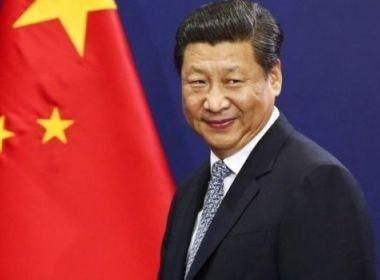 China promete investir US$ 124 bi em plano para paz, inclusão e livre comércio