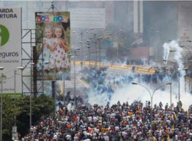 União Europeia pede à Venezuela libertação de opositores políticos