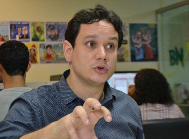 André Fraga critica gestão de parques do governo e alega abandono do Dique do Tororó