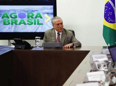 Enquete do PMDB aponta que 96% dos brasileiros são contra a reforma da Previdência