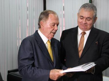 Governo do Estado entrega à AL-BA Projeto de Diretrizes Orçamentárias de 2018