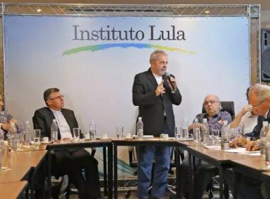 TRF-1 concede liminar e reverte suspensão de atividades do Instituto Lula