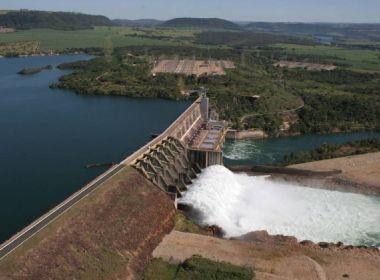 Ministério de Minas e Energia pretende leiloar quatro usinas hidrelétricas