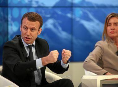 Novo presidente da França nomeia 50% de mulheres para ministérios