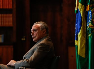 Dono da JBS grava Temer autorizando pagamento pelo silêncio de Cunha, diz jornal