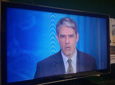 Bonner chama Temer de 'ex-presidente' em ato falho no Jornal Nacional
