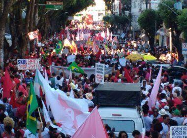 Movimentos sociais convocam ato contra Temer na tarde desta sexta no Campo Grande