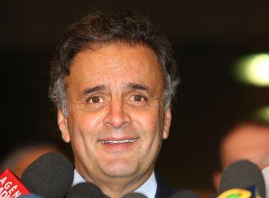 PSDB decide afastar Aécio Neves da presidência do partido após declarações