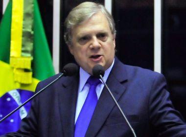 Tasso Jereissati é escolhido para substituir Aécio na presidência do PSDB