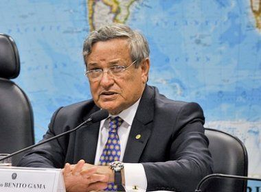 PTB vai se reunir para decidir permanência no governo Temer, afirma Benito Gama