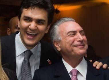 Delação da JBS: Temer pediu mensalinho de R$ 100 mil e R$ 3 mi para campanha de Chalita