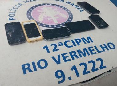 Polícia prende assaltante de ônibus em Ondina na entrada do Calabar
