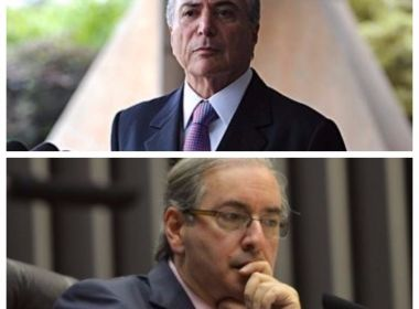 Temer teria afirmado que poderia auxiliar Cunha no STF com dois ministros, diz delator
