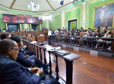 Câmara Municipal aprova 114 proposições em sessão nesta quarta-feira