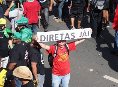 Atrelar 'Fora Temer' ao movimento 'Volta Lula' é erro que a esquerda prefere insistir