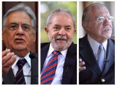 FHC, Lula e Sarney articulam sucessão de Temer após julgamento de cassação no TSE