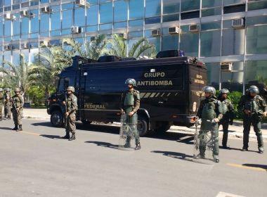 Ministério do Trabalho é evacuado após ameaça de bomba; PF está no local