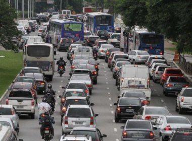 Veículos com placa de final 5 têm desconto de 5% no IPVA até a próxima terça