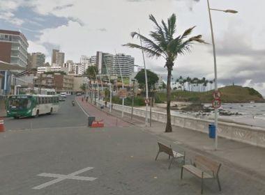 Dois jovens de 14 e 23 anos desaparecem no mar da Barra