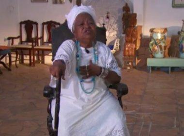 Mãe Beata de Iemanjá morre aos 86 anos