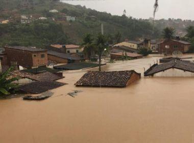 Fortes chuvas em Pernambuco deixam 13 cidades em calamidade pública