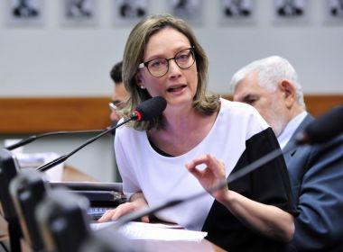 Maria do Rosário responde a ataque de Gentili: 'Viés machista e autoritário'