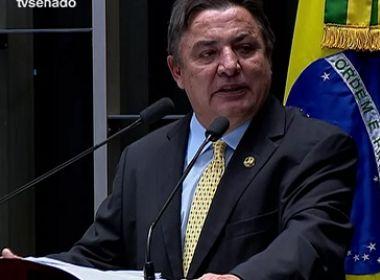 'Eu não faço nada de errado, eu só trafico drogas', afirma senador Zezé Perrella a Aécio