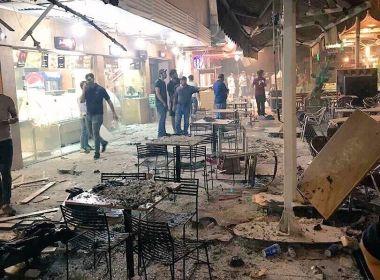 Ataques com carro-bomba deixam ao menos 20 mortos e 111 feridos em Bagdá
