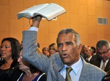 Isidório propõe homenagem ao 'Deus de Israel' no plenário da Assembleia