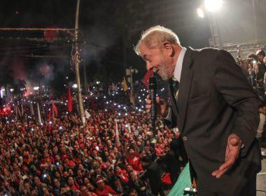 PT diz que Brasil vive 'regime de exceção' e defende Lula como candidato à Presidência