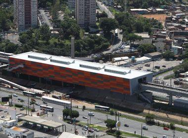 Estações Detran, Rodoviária e Pernambués terão passarelas definitivas até novembro
