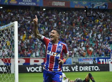 Em noite brilhante dos estreantes, Bahia vence o Atlético-GO na Fonte Nova