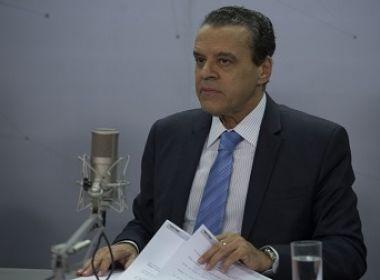 PRESO EX-MINISTRO DO TURISMO DO GOVERNO TEMER