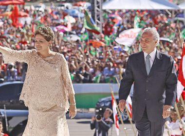 TSE retoma julgamento da cassação da chapa Dilma-Temer na noite desta terça