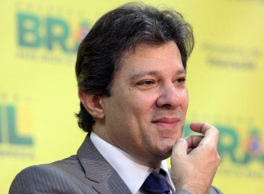 Haddad irá depor sobre denúncia que apura irregularidades na Arena Corinthians