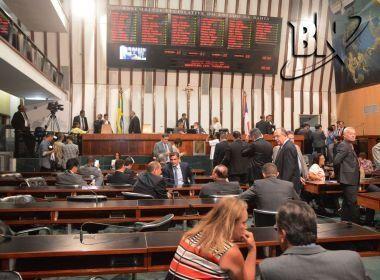 AL-BA interrompe jejum de mais de 60 dias sem votações e aprova projeto