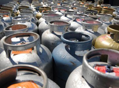 Preço do botijão de gás será reajustado mensalmente, anuncia Petrobras