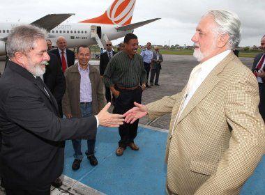 Edson Fachin encaminha para TRF-1 investigação sobre Lula e Jacques Wagner
