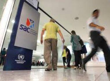 SAC acumula 94.118 documentos; documento com foto pode ser usado em retirada
