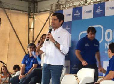 'Ouvindo nosso Bairro': Neto alfineta 'certo partido que falava em orçamento participativo'