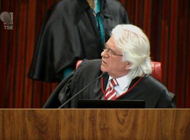Ministro Napoleão Nunes vota contra cassação de Temer e empata julgamento