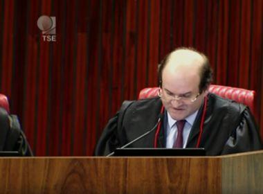 3 X 1 para Temer: Tarcísio Neto vota contra cassação da chapa