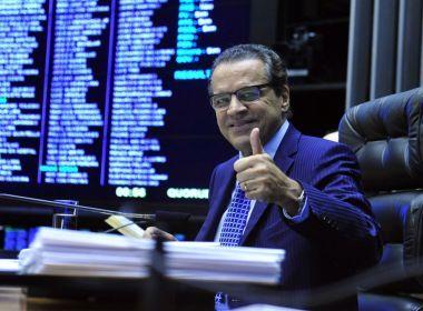 Justiça determina transferência de Henrique Eduardo Alves para Brasília