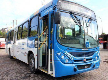 Polícia prende assaltante de ônibus logo após roubo em coletivo