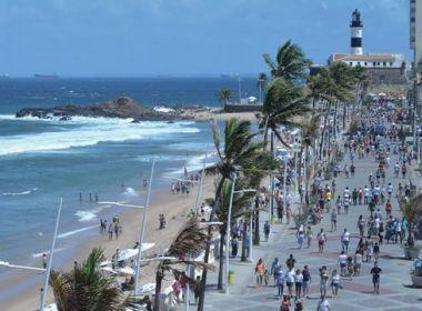 Salvador tem 20 praias impróprias para banho neste final de semana, aponta Inema